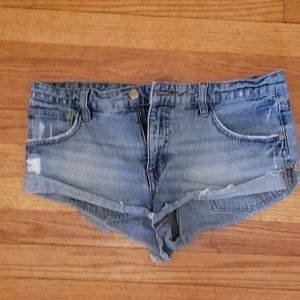 free people short shorts